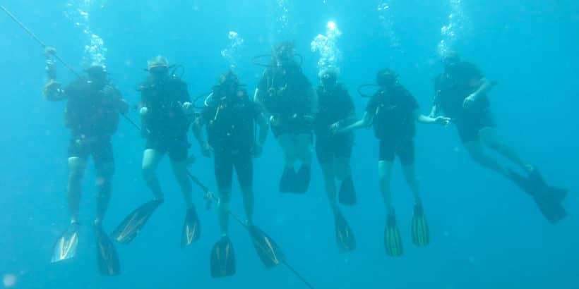 Buceo Isla Catalina